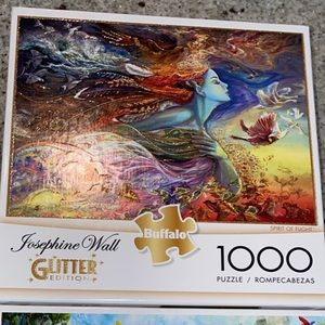 Other - Josephine wall glitter edition puzzle